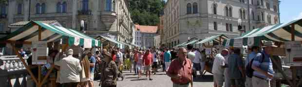 Un festival de dégustation de vin gratuit à Ljubljana !