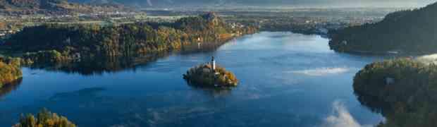 Lac de bled et lac de Bohinj - Guide de voyage