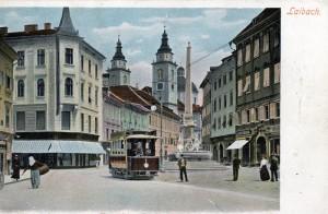 slovénie cartes postales anciennes