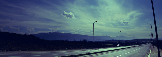 autoroute slovenie