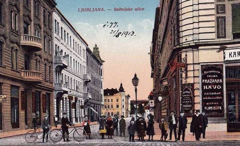 passé Ljubljana