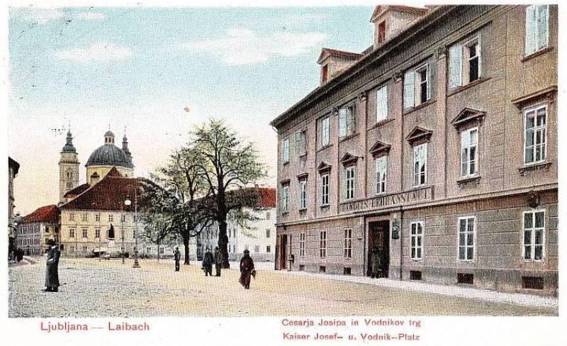 place de Ljubljana