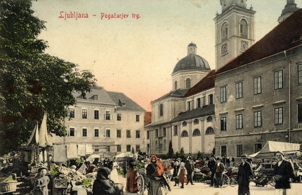 église ljubljana