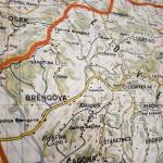Top 5 des cartes touristiques de la Slovénie