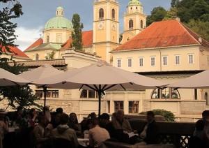 glaces Ljubljana