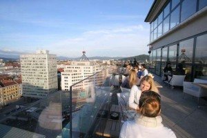 bar sympa à Ljubljana tour