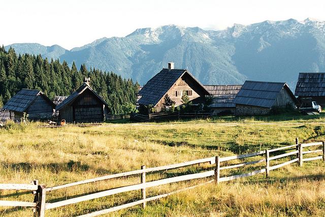 les plus beaux villages de slovénie