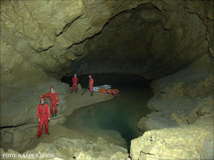 grotte slovenie