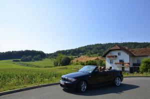 slovénie tourisme cabriolet