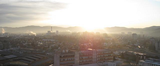 soleil lever