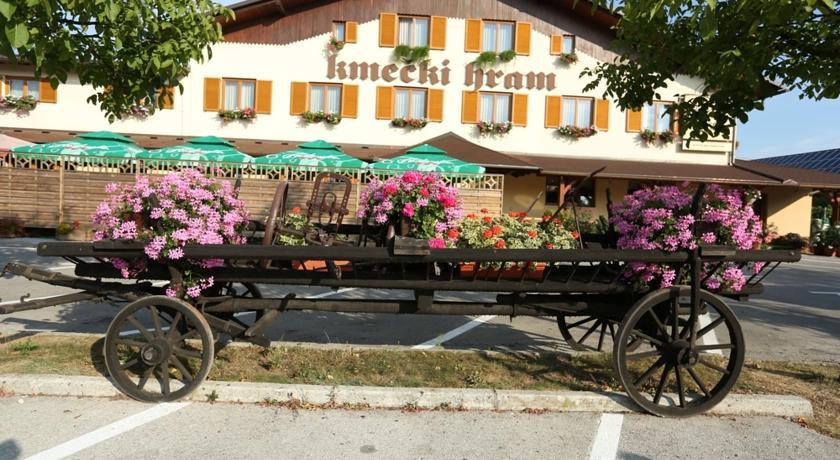 Ljubljana fermes autour