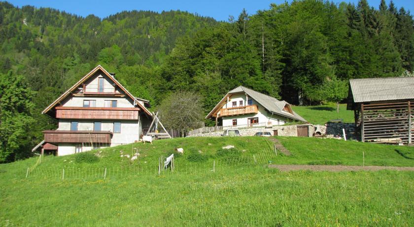 logement lac de bled