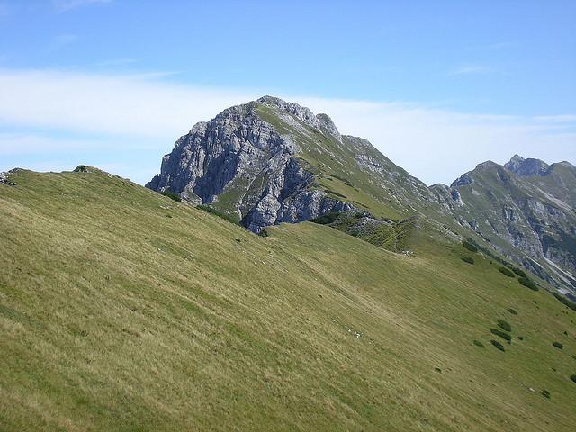 randonnée slovenie avec carte