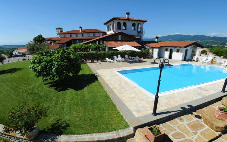 logement slovenie piscine
