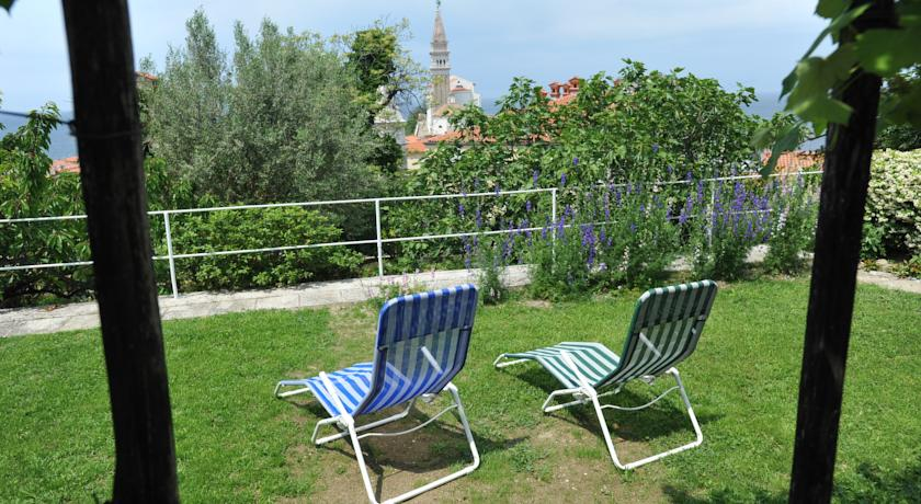 appartement Piran 4 personnes