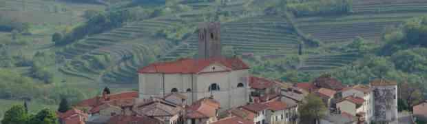 Smartno, Medana, Dobrovo... une magnifique région viticole
