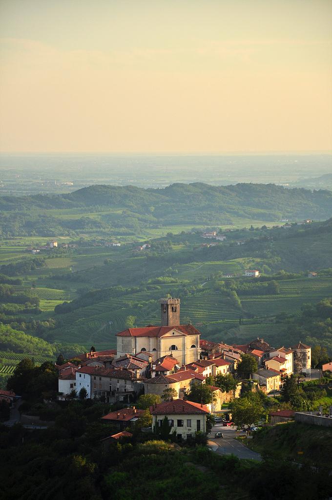 beaux villages slovenie