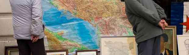 La géopolitique et l'histoire de la Slovénie