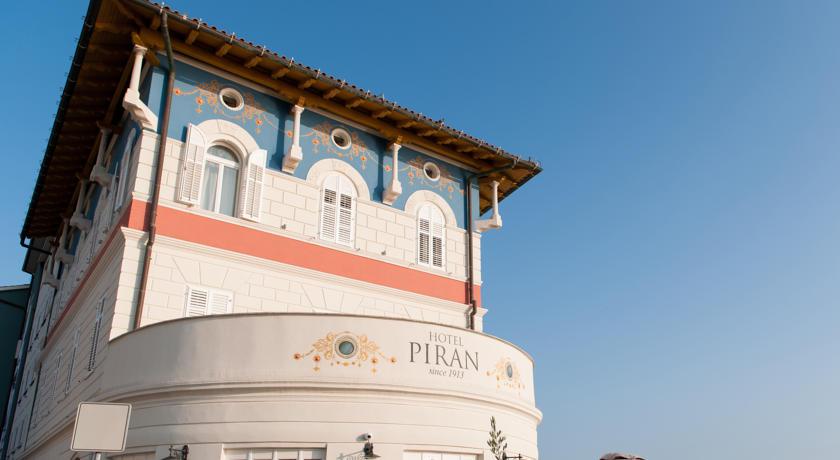 bon hotel à Piran slovénie