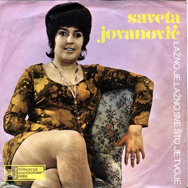 saveta jovanovic chanteuse yougoslavie