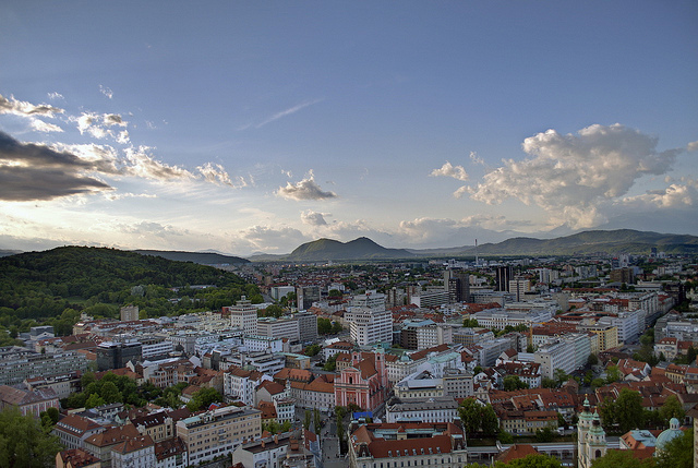 ballade Ljubljana