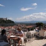 Top 5 des points de vues et rootops de Ljubljana