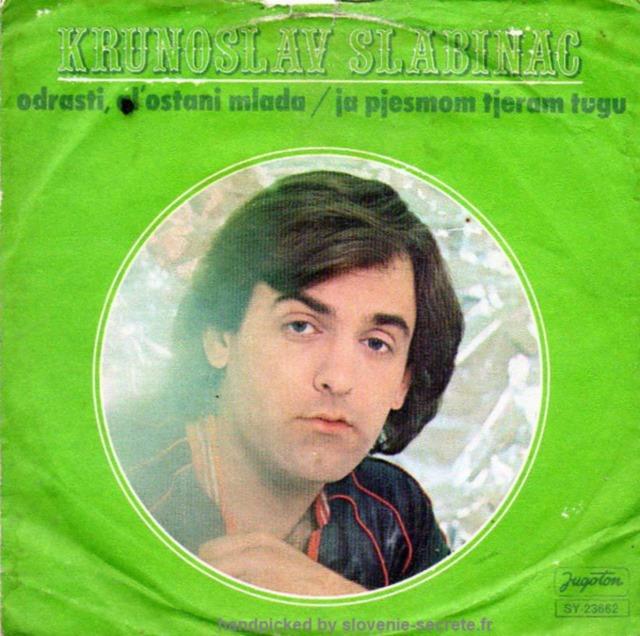 chanteur slovenie