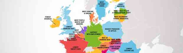 Les 16 habitudes et mesures que les français devraient copier sur les slovènes