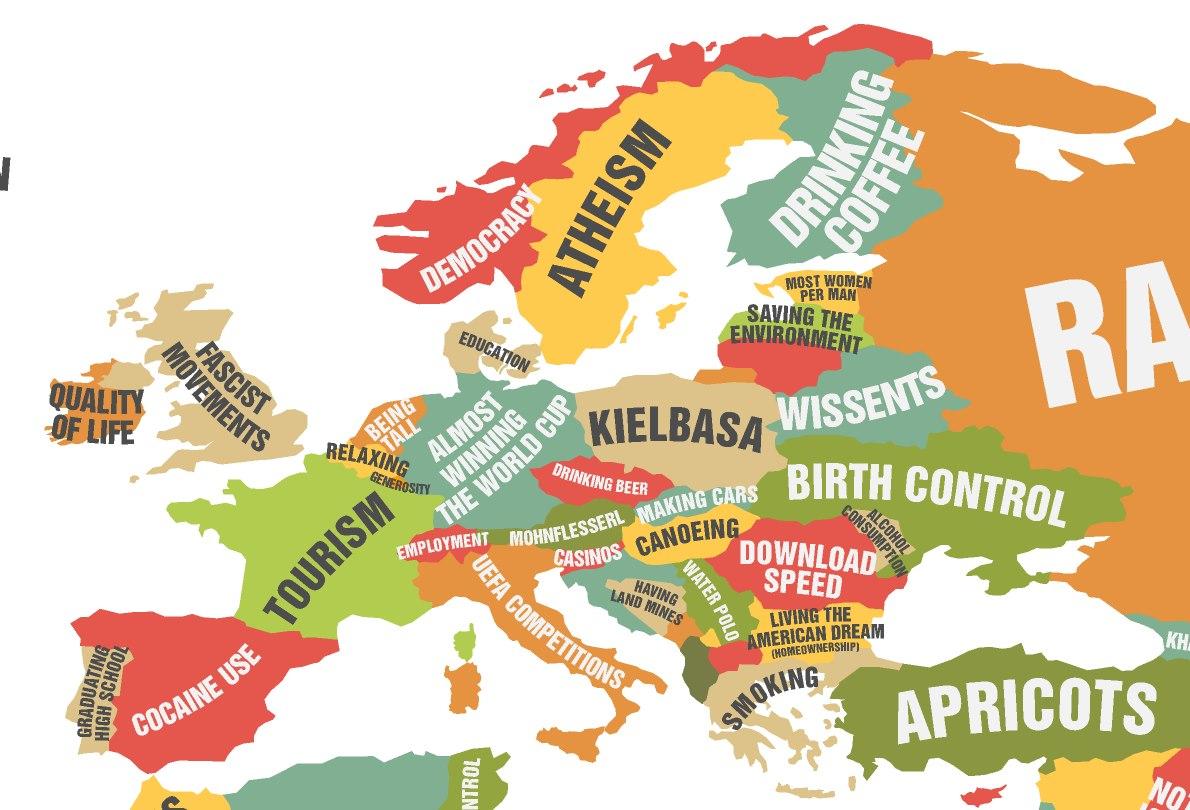 31 cartes pour comprendre la Slovénie | SLOVENIE SECRETE
