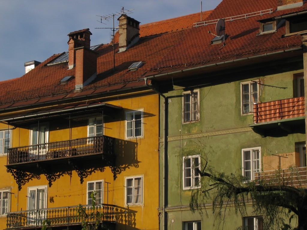 retour de vacances en Slovenie