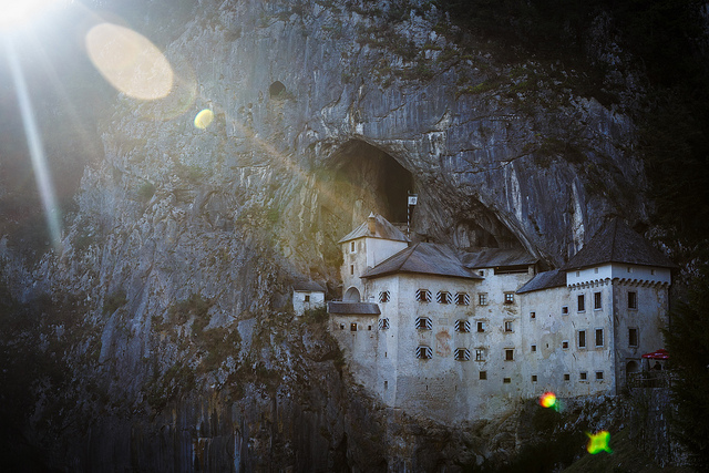 chateau falaise slovenie