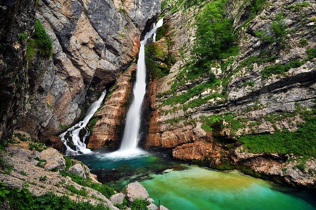 cascade savica