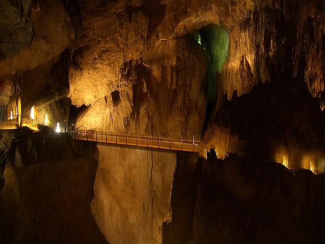 grottes slovenie