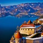 Le Compte rendu d'un séjour hivernal en slovénie