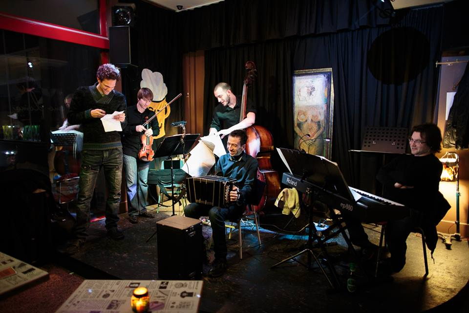bar à concerts Ljubljana
