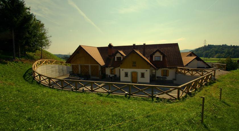 se loger près du lac de Bled