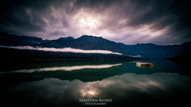 lac slovénie