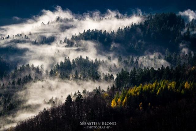 collines slovenie