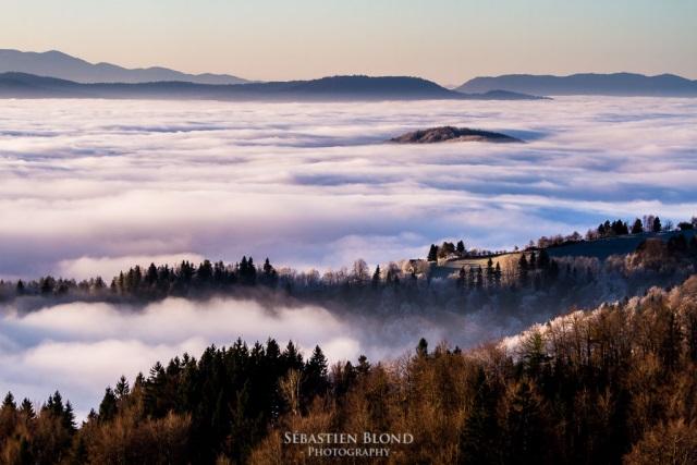 paysages slovenie