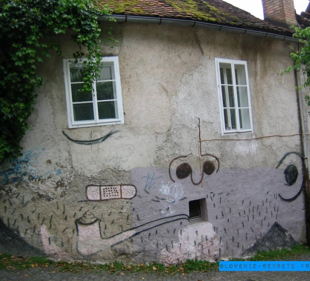 Ljubljana street art 2