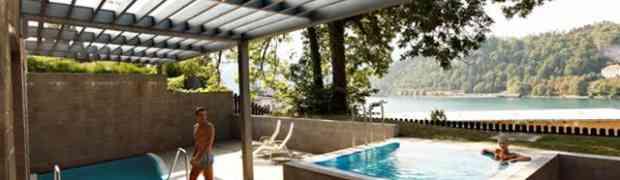 Le superbe Spa du grand hôtel de Bled à prix bradé !
