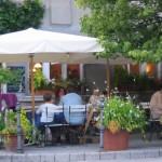 Un dîner à Ljubljana «sur la place d'un village» chez Pri Skofu