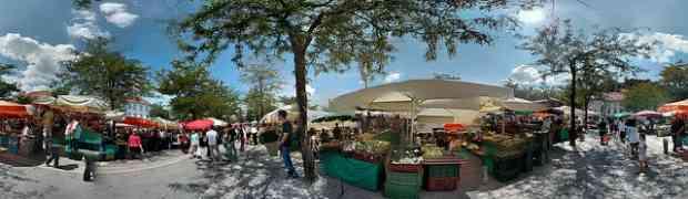 Où trouver de bons produits locaux une fois en Slovénie?