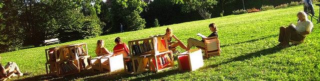 ljubljana tivoli parc