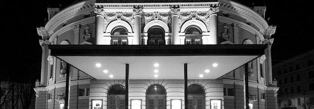 opera Ljubljana