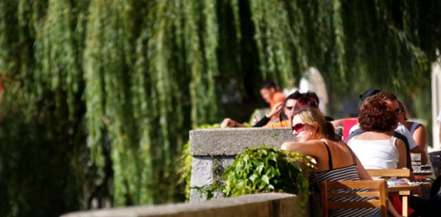 terrasse romeo lubiana