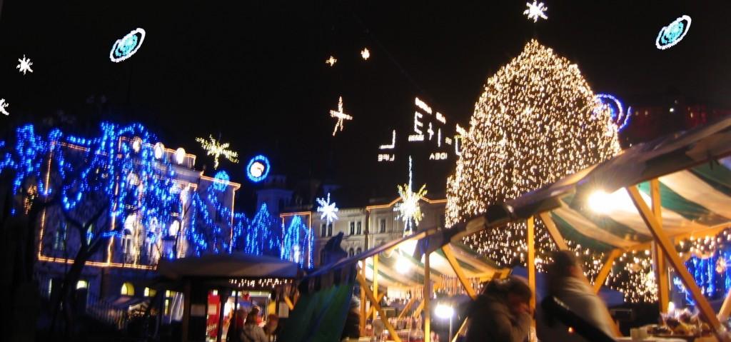 Ljubljana Noël
