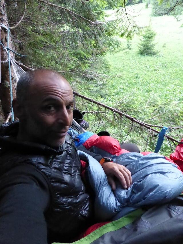 camping sauvage slovenie