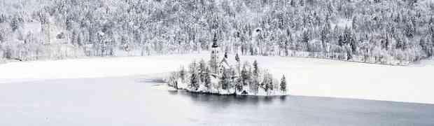 Que faire lors de vacances d'hiver en Slovénie?