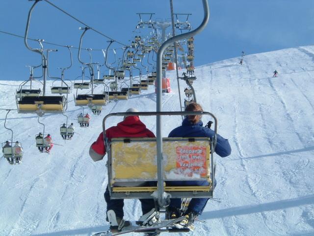 stations de ski slovène